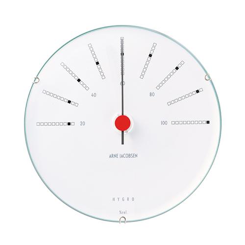 【お買い物マラソンで最大ポイント32倍!8/4(土)20時~】ROSENDAHL (ローゼンダール)「Bankers Hygrometer (バンカーズ 湿度計)」 120mm
