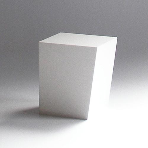 AIR FRAME(エアフレーム)「IDIOM DUST BOX S」 ホワイト