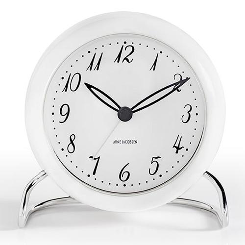 【史上最も激安】 ROSENDAHL TableClock (ローゼンダール)「Arne Jacobsen TableClock ROSENDAHL LK」, 氷販売店:e8d0f120 --- pokemongo-mtm.xyz
