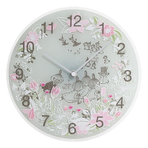 MOOMIN TIMEPIECES(ムーミン・タイムピーシーズ)「Little My chasing」