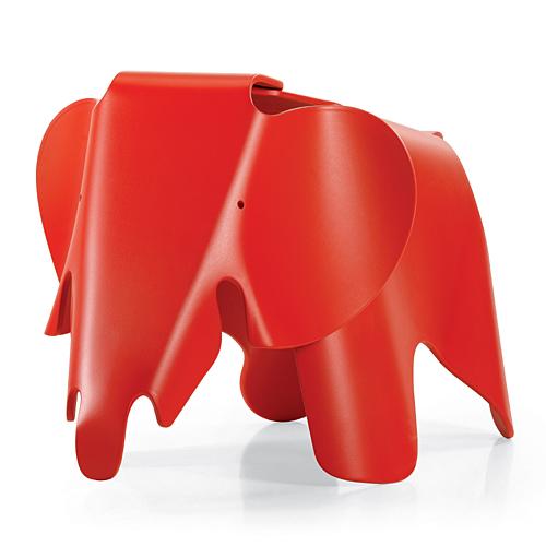 【最大1000円OFFクーポン|マラソン最大33倍 04/16(火) 01:59まで】Vitra(ヴィトラ)「Eames Elephant(イームズ エレファント)」クラシックレッド