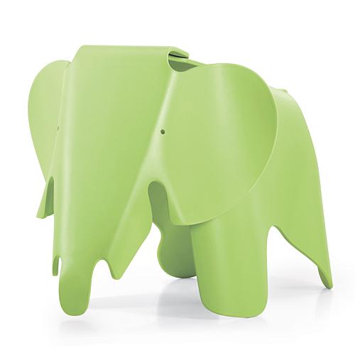 Vitra(ヴィトラ)「Eames Elephant(イームズ エレファント)」ダークライム