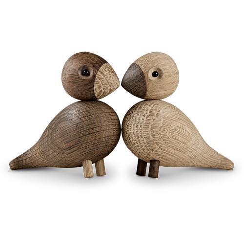 【最大1000円OFFクーポン|マラソン最大33倍 04/16(火) 01:59まで】Kay Bojesen Denmark(カイ・ボイスン デンマーク)「Lovebirds(ラブバード)」