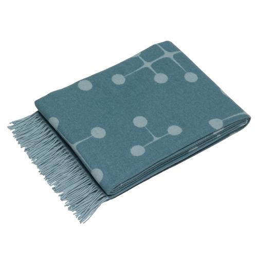 いいスタイル Vitra(ヴィトラ)「Eames Wool Blanket」ライトブルー Wool【受注品】, フリースタイルジャパン:94623cf7 --- tringlobal.org