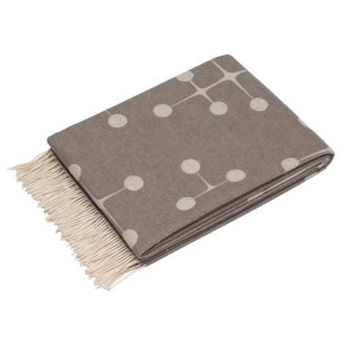 【ポイント10倍!】Vitra(ヴィトラ)「Eames Wool Blanket」トープ【受注品】