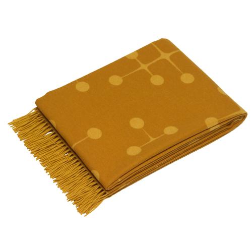 超歓迎された Vitra(ヴィトラ)「Eames Wool Blanket」マスタード【受注品 Wool】, オーティン:24320f81 --- learningplanet.in