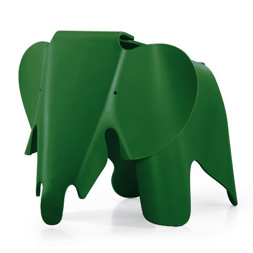 【お買い物マラソン開催中!最大1000円OFFクーポン!ポイント最大34倍|4/28 01:59まで】Vitra/ヴィトラ Eames Elephant(イームズエレファント)パームグリーン