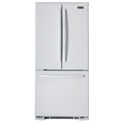 mabe (マーベ)「フレンチドア冷蔵庫 MNM20KG」ホワイト