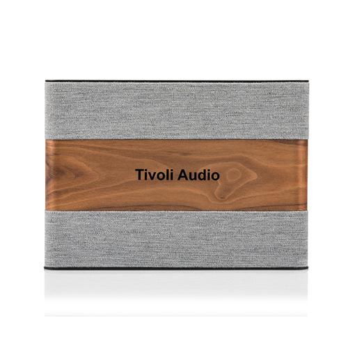 【ポイント5倍!】Tivoli Audio(チボリ・オーディオ)「Model SUB 」ウォールナット/グレー