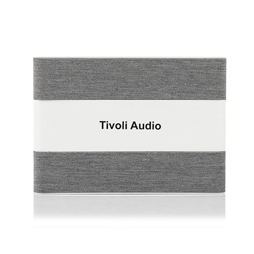 【最大1000円OFFクーポン|マラソン最大33倍 04/16(火) 01:59まで】Tivoli Audio(チボリ・オーディオ)「Model SUB 」ホワイト/グレー