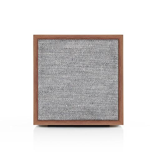 【最大1000円OFFクーポン|マラソン最大33倍 04/16(火) 01:59まで】Tivoli Audio(チボリ・オーディオ)「ART Cube 」ウォールナット/グレー