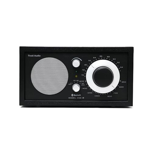 【ポイント5倍!】【予約注文】Tivoli Audio(チボリ・オーディオ)「Model One BT 」ブラック/ブラック