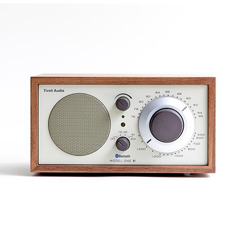 【最大1000円OFFクーポン|マラソン最大33倍 04/16(火) 01:59まで】Tivoli Audio(チボリ・オーディオ)「Model One BT 」クラッシック・ウォールナット/ベージュ