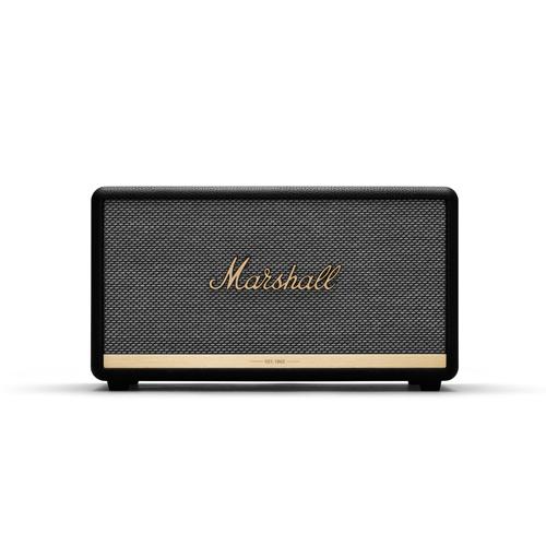 【最大1000円OFFクーポン|マラソン最大33倍 04/16(火) 01:59まで】Marshall(マーシャル)スピーカー「Stanmore II Bluetooth 」ブラック