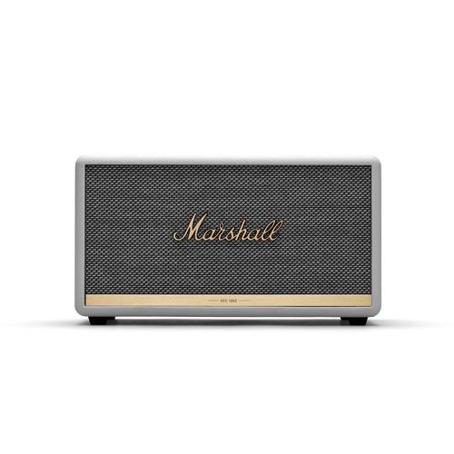 【最大1000円OFFクーポン|マラソン最大33倍 04/16(火) 01:59まで】Marshall(マーシャル)スピーカー「Stanmore II Bluetooth 」ホワイト