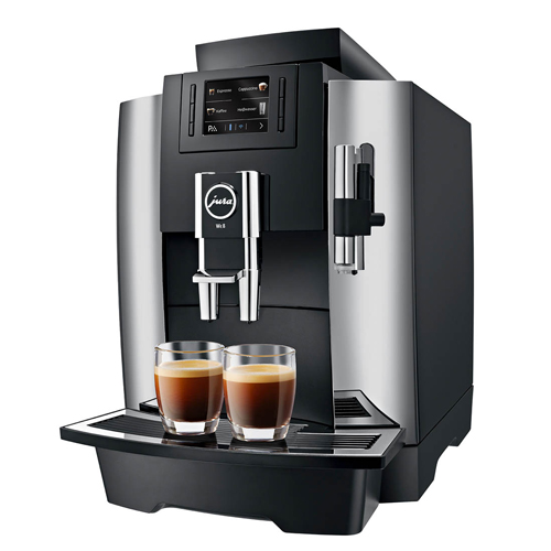 【最大1000円OFFクーポン|マラソン最大26倍 04/16(火) 01:59まで】JURA(ユーラ) 全自動コーヒーマシン「WE8」