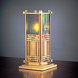 【お買い物マラソン開催中!最大1000円OFFクーポン!ポイント最大30倍|4/28 01:59まで】Frank Lloyd Wright(フランクロイドライト) テーブルスタンド照明スーマック 5(SUMAC 5)