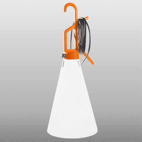 FLOS (フロス) テーブルスタンド照明メイデイ (MAYDAY)オレンジ