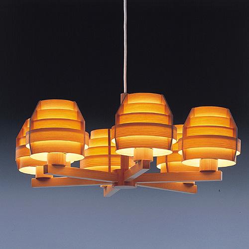 【ポイント10倍!】JAKOBSSON LAMP(ヤコブソンランプ)シャンデリア照明[C2086]【コードカット無料】