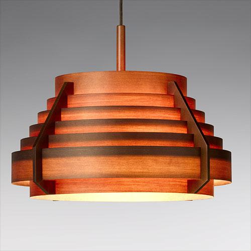 【ポイント2倍!】【OUTLETセール】JAKOBSSON LAMP(ヤコブソンランプ)ダークブラウン[F-217H-NET](ランプ別)【箱破損品】