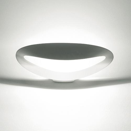 【ポイント10倍!】アルテミデ (Artemide)ブラケットライト 「MESMERI」ホワイト【要電気工事】