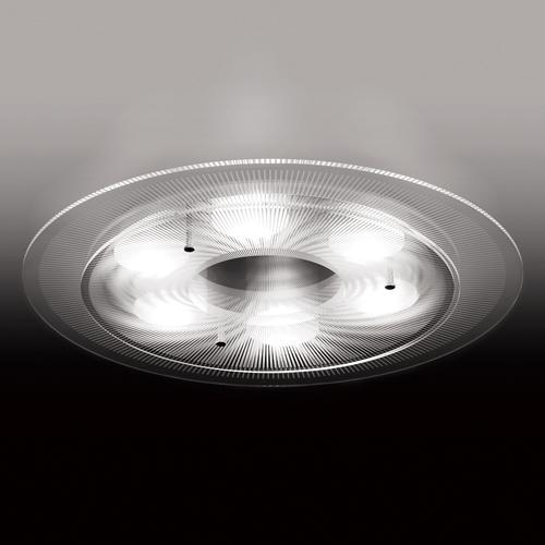【お買い物マラソンで最大ポイント32倍!8/4(土)20時~】yamagiwa(ヤマギワ) 照明器具 シーリングライト照明 「LED CEILING LIGHT」 クローム (ランプ別)