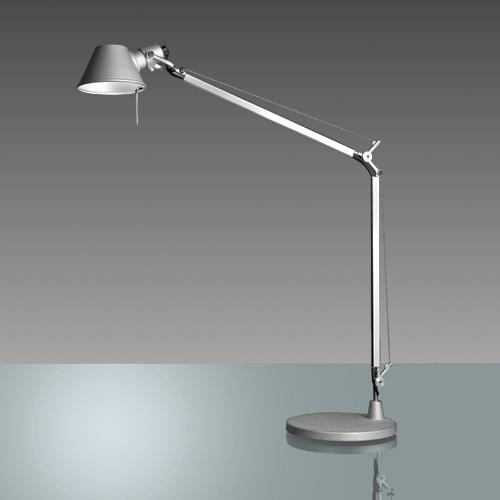 アルテミデ (Artemide)デスクライト 照明 トロメオ ミディー タボロ LED (TOLOMEO MIDI TAVOLO LED)