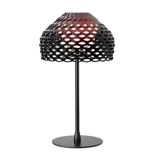 【ポイント10倍!】FLOS(フロス)テーブルスタンド照明「TATOU T1」 ブラック