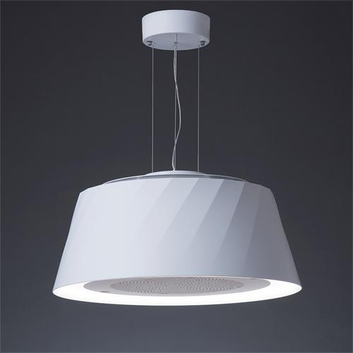 cookiray (クーキレイ)空気清浄器付きペンダント照明 「C-BE511-W」ホワイト