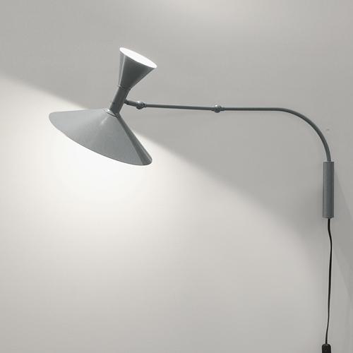 【お買い物マラソンで最大ポイント31倍!8/4(土)20時~】NEMO(ネモ)「Lampe de Marseille Mini(ランプ・ド・マルセイユ・ミニ)」グレー【受注品・要取付工事】