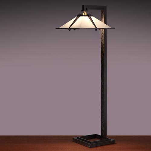 【ポイント10倍!】Frank Lloyd Wright(フランクロイドライト)フロアスタンド照明TALIESIN1(タリアセン1) ブラック