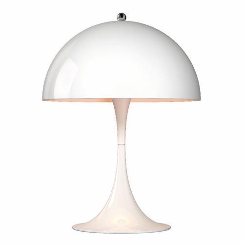 【ポイント10倍!】louis poulsen(ルイスポールセン) テーブルスタンド照明「Panthella (パンテラ・ミニ)Table mini」ホワイト