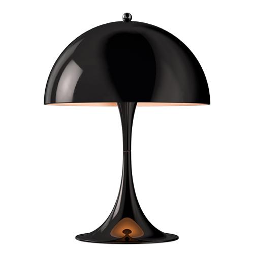 【最大1000円OFFクーポン|マラソン最大33倍 04/16(火) 01:59まで】louis poulsen(ルイスポールセン) テーブルスタンド照明「Panthella (パンテラ・ミニ)Table mini」ブラック