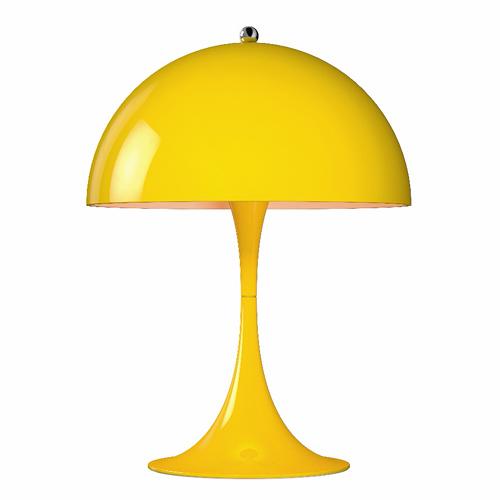 【ポイント10倍!】【7月中旬入荷予定】louis poulsen(ルイスポールセン) テーブルスタンド照明「Panthella (パンテラ・ミニ)Table mini」イエロー