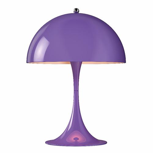 【ポイント10倍!】louis poulsen(ルイスポールセン) テーブルスタンド照明「Panthella (パンテラ・ミニ)Table mini」バイオレット