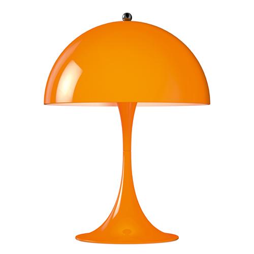 【ポイント10倍!】louis poulsen(ルイスポールセン) テーブルスタンド照明「Panthella (パンテラ・ミニ)Table mini」オレンジ