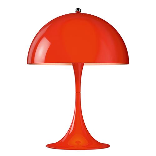 【最大1000円OFFクーポン マラソン最大33倍 04/16(火) 01:59まで】louis poulsen(ルイスポールセン) テーブルスタンド照明「Panthella (パンテラ・ミニ)Table mini」レッド