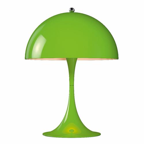 【ポイント10倍!】louis poulsen(ルイスポールセン) テーブルスタンド照明「Panthella (パンテラ・ミニ)Table mini」イエローグリーン