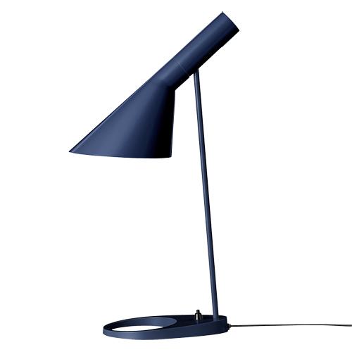 【ポイント10倍!】louis poulsen(ルイスポールセン) テーブルスタンド照明「AJ TABLE」 ミッドナイト・ブルー