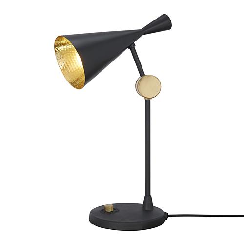 TOM DIXON(トム・ディクソン)「BEAT TABLE LIGHT(ビート テーブルライト)」ブラック