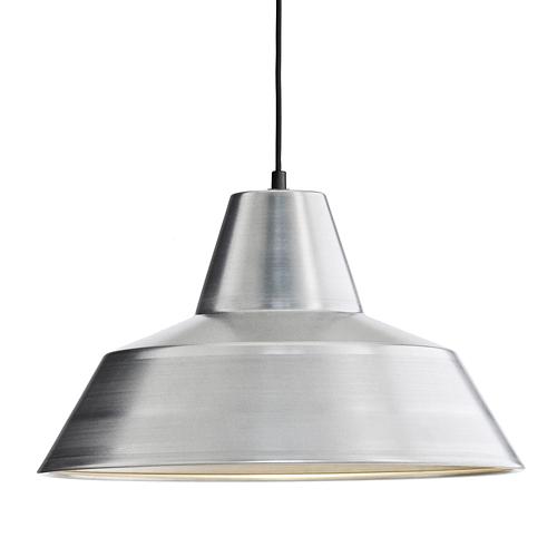 MADE BY HAND(メイド・バイ・ハンド)「The work shop lamp EXTRA LARGE」エクストララージ / アルミ(ランプ別)(受注品)
