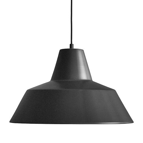 MADE BY HAND(メイド・バイ・ハンド)「The work shop lamp EXTRA LARGE」エクストララージ / マットブラック(ランプ別)