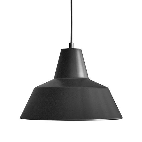 MADE BY HAND(メイド・バイ・ハンド)「The work shop lamp LARGE」ラージ / ブラック(ランプ別)