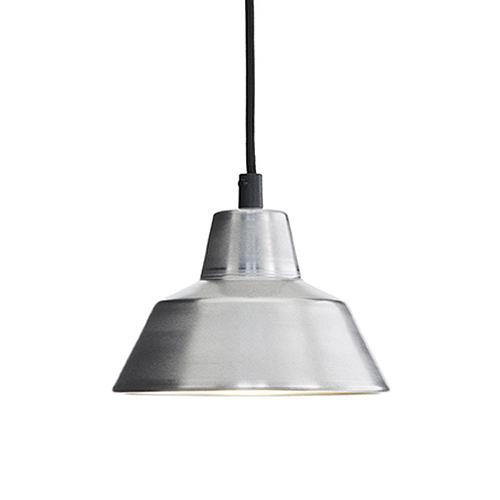MADE BY HAND(メイド・バイ・ハンド)「The work shop lamp SMALL」スモール / アルミ(ランプ別)