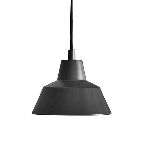 【お買い物マラソンで最大ポイント32倍!8/4(土)20時~】MADE BY HAND(メイド・バイ・ハンド)「The work shop lamp SMALL」スモール / ブラック(ランプ別)