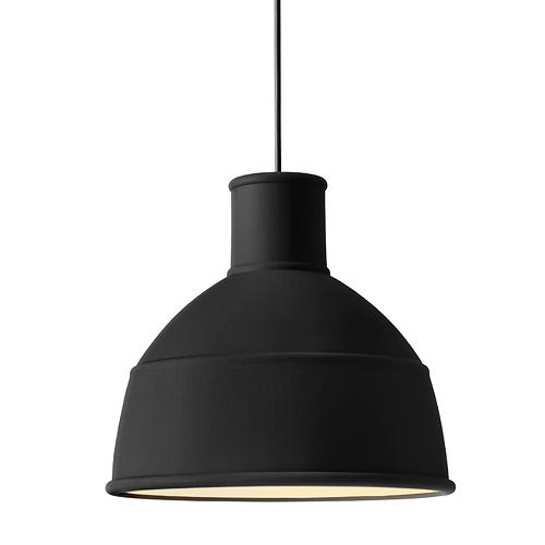 【最大1000円OFFクーポン|マラソン最大33倍 04/16(火) 01:59まで】MUUTO (ムート) ペンダント照明「UNFOLD PENDANT LAMP」ブラック (ランプ別)