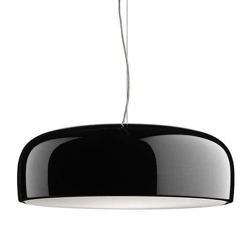 【ポイント10倍!】FLOS (フロス) ペンダントライト照明「SMITHFIELD S(スミスフィールド)」ブラック【要電気工事】
