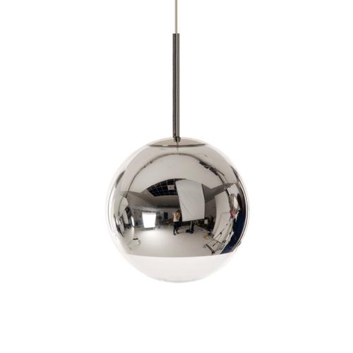 TOM DIXON(トム・ディクソン)「MIRROR BALL PENDANT 25(ミラーボール)」クローム【ランプ別】【専用ランプ】