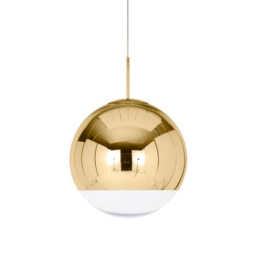 TOM DIXON(トム・ディクソン)「MIRROR BALL PENDANT 50(ミラーボール)」ゴールド【ランプ別】【専用ランプ】