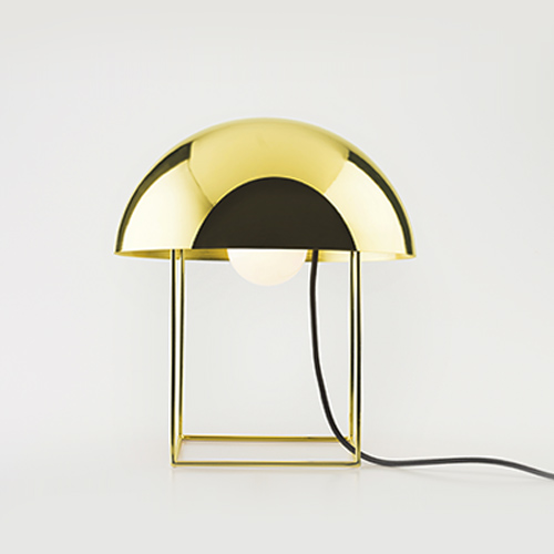【500円OFFクーポンあり!】almerich(アルメリッチ)テーブル照明 COCO ゴールド(受注品)